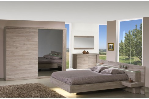 Emejing chambre adulte moderne ideas design trends 2017 - Photo de chambre adulte ...