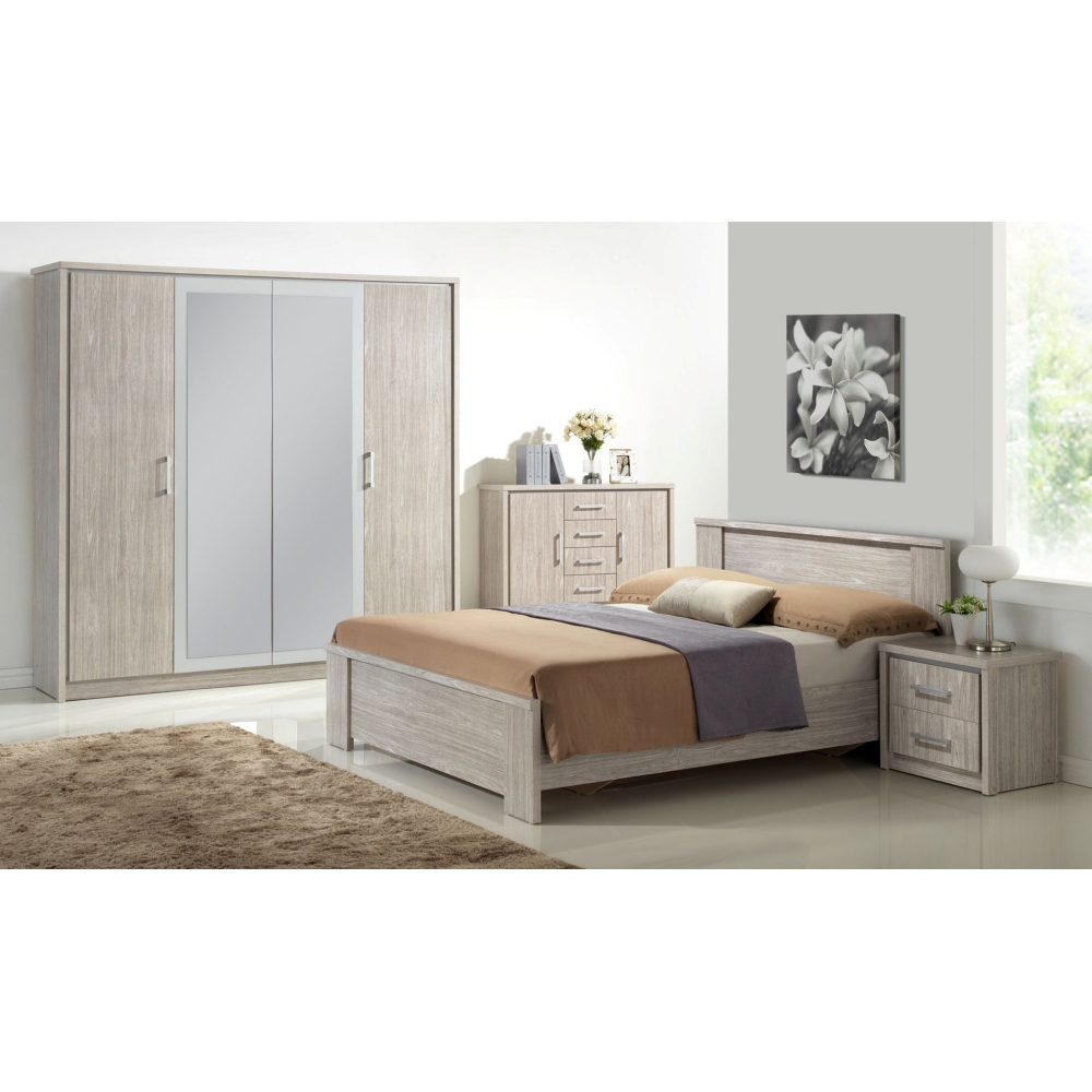 Chambre en enfilade for Chambre contemporaine adulte