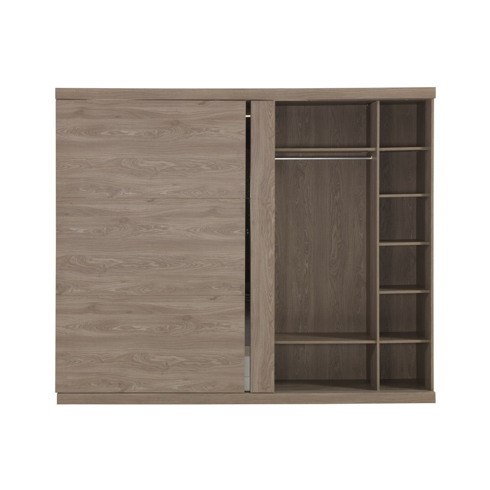 armoire 220 cm jose. Black Bedroom Furniture Sets. Home Design Ideas