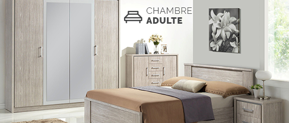 chambre adulte meublesthiry